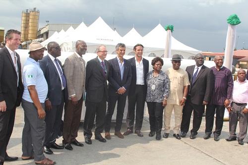 tenaris – Nigerian Content Development and Monitoring Board
