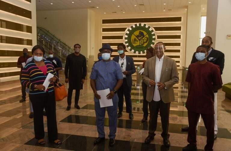Contractor Hands Over Completed NCDMB 17-Storey HQ