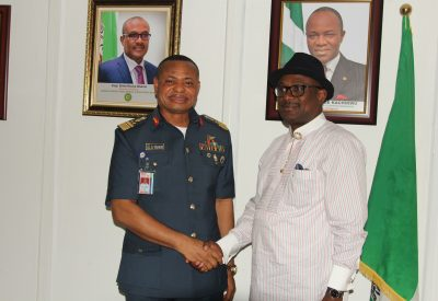 ES meeting with Defence HQ - DG