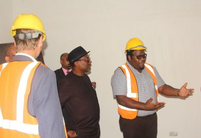 ES visit to Aker solutions Subsea Learning Centre in bayelsa