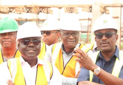 ES visit to Waltersmith Refinery, Ibekwe, Imo state
