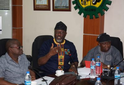 Senate Committee on local content visit to Yenagoa