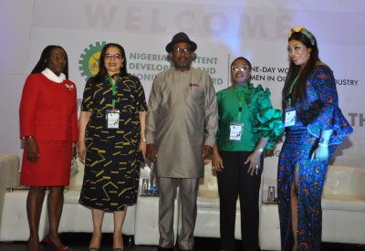 Women in Oil and Gas Workshop 2019